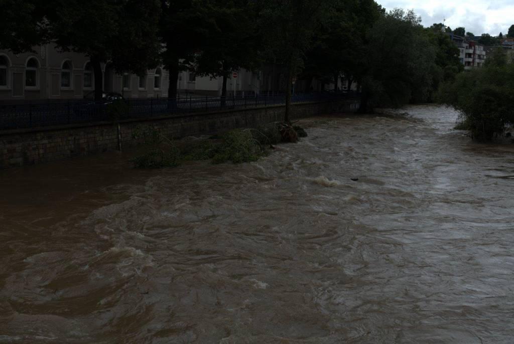 Hochwasser in Hagen 2021